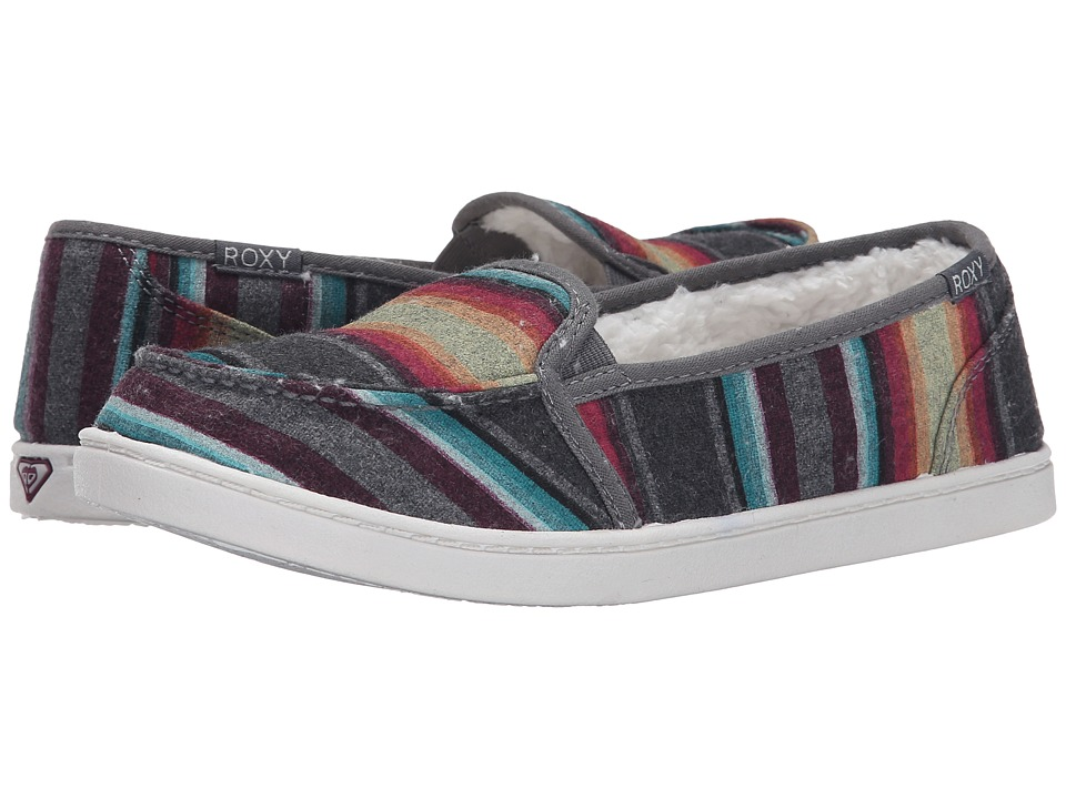 Roxy - Lido Wool III (Multi) Women's Slip on Shoes