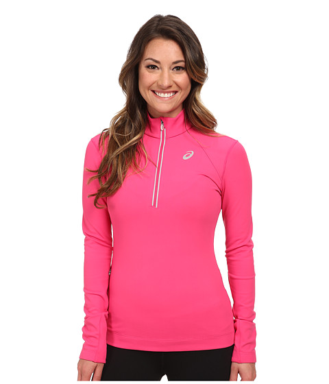 ASICS - Thermal XP 1/2 Zip (Magenta) Women's Clothing