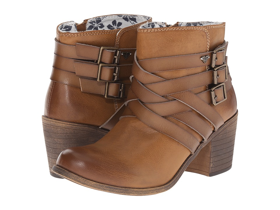 Roxy - Zion (Tan) Women's Boots