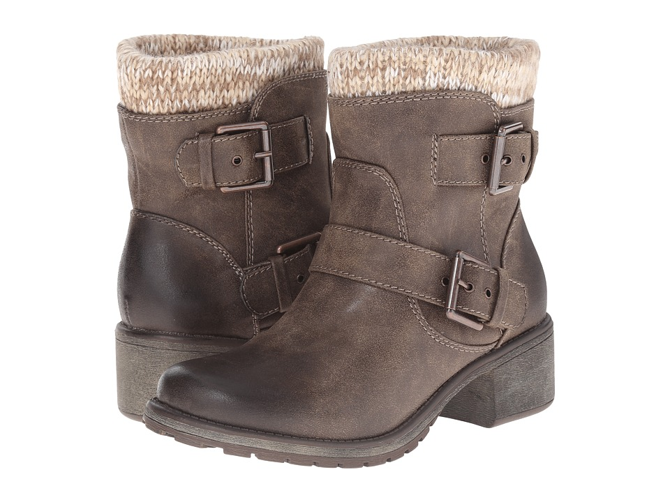 Roxy - Scout (Chocolate) Women's Pull-on Boots