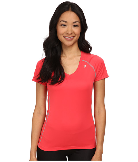 ASICS - Lite-Show Favorite Short Sleeve (Verve) Women's Short Sleeve Pullover