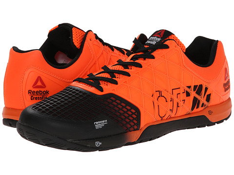 Reebok - Crossfit Nano 4.0 Solar (Solar Orange/Black) Men's Cross Training Shoes
