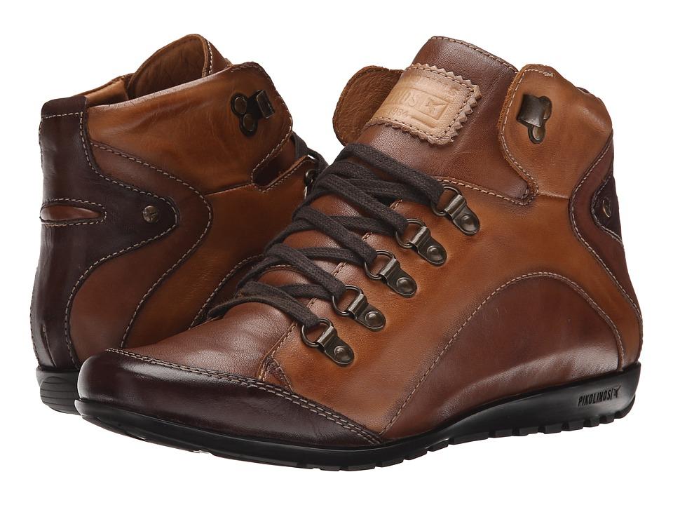 Pikolinos - Lisboa 767-8520 (Brandy) Women's Shoes