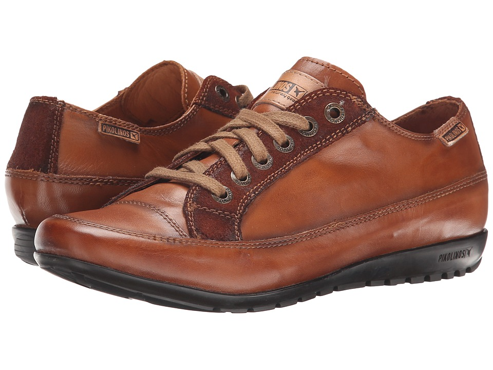 Pikolinos - Lisboa 767-9980L (Brandy) Women's Shoes