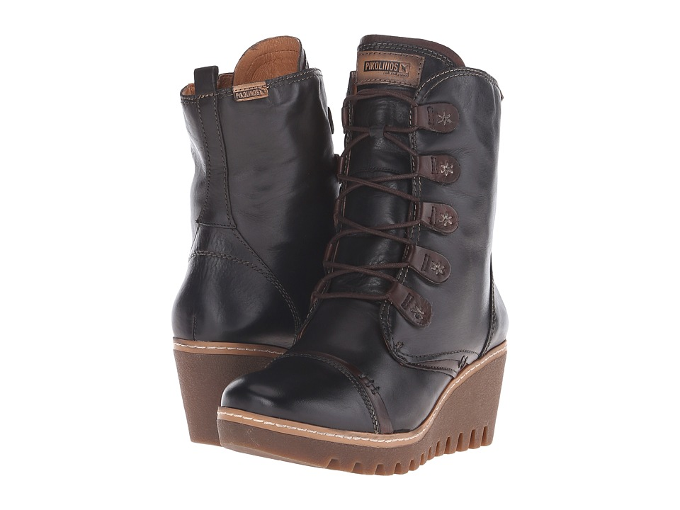 Pikolinos - Maple W0E-9560 (Black) Women