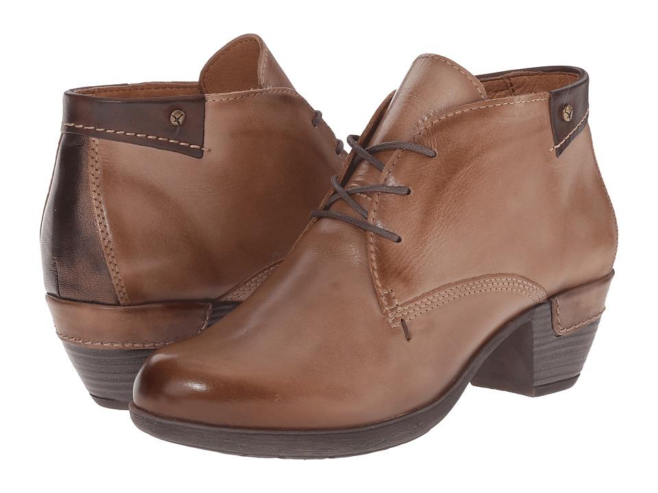 Pikolinos - Rotterdam 902-8538 (Wood) Women's Shoes