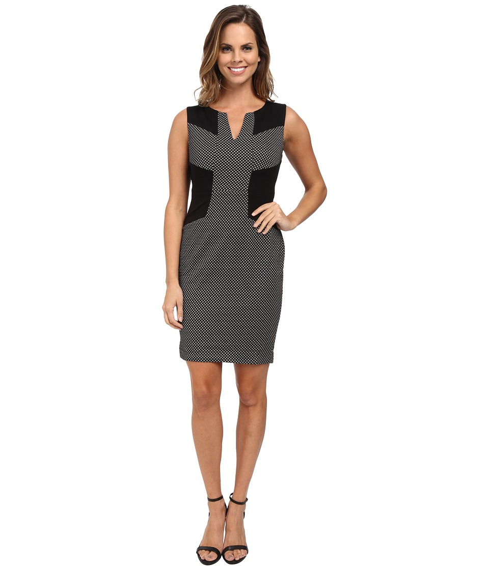 NYDJ - Aubrey Dress (Heather Grey) Women