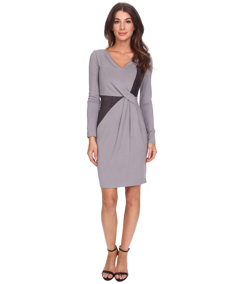 NYDJ - Sahara Dress (Heather Grey) Women