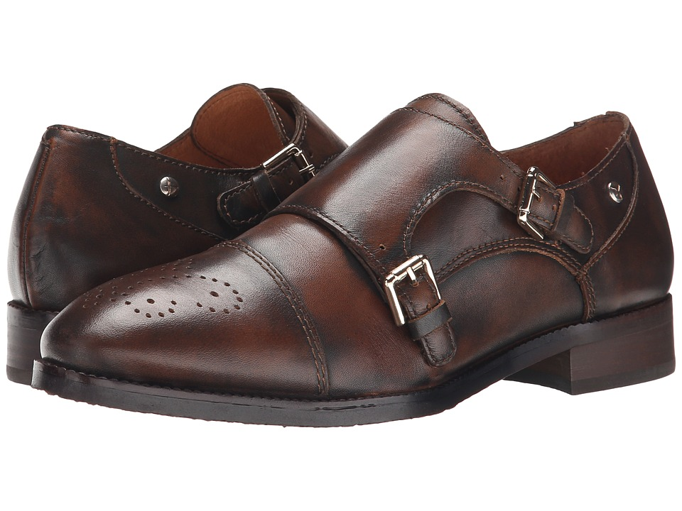 Pikolinos - Royal W4D-3543AA (Brandy) Women's Shoes
