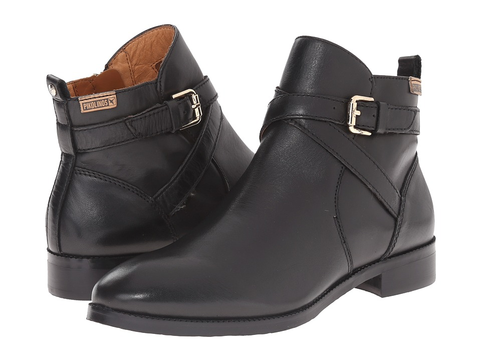 Pikolinos - Royal W4D-8614 (Black) Women