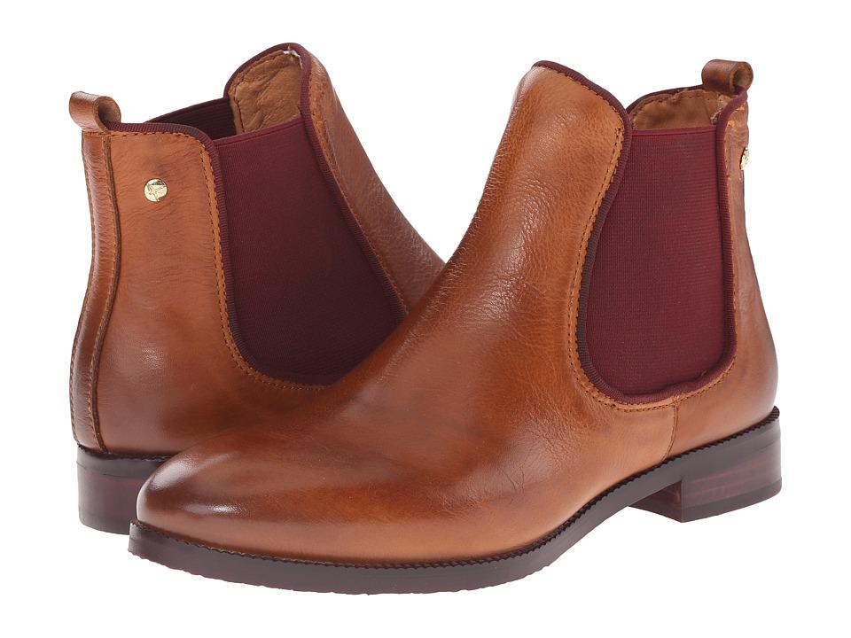 Pikolinos - Royal W4D-8637 (Brandy) Women's Shoes