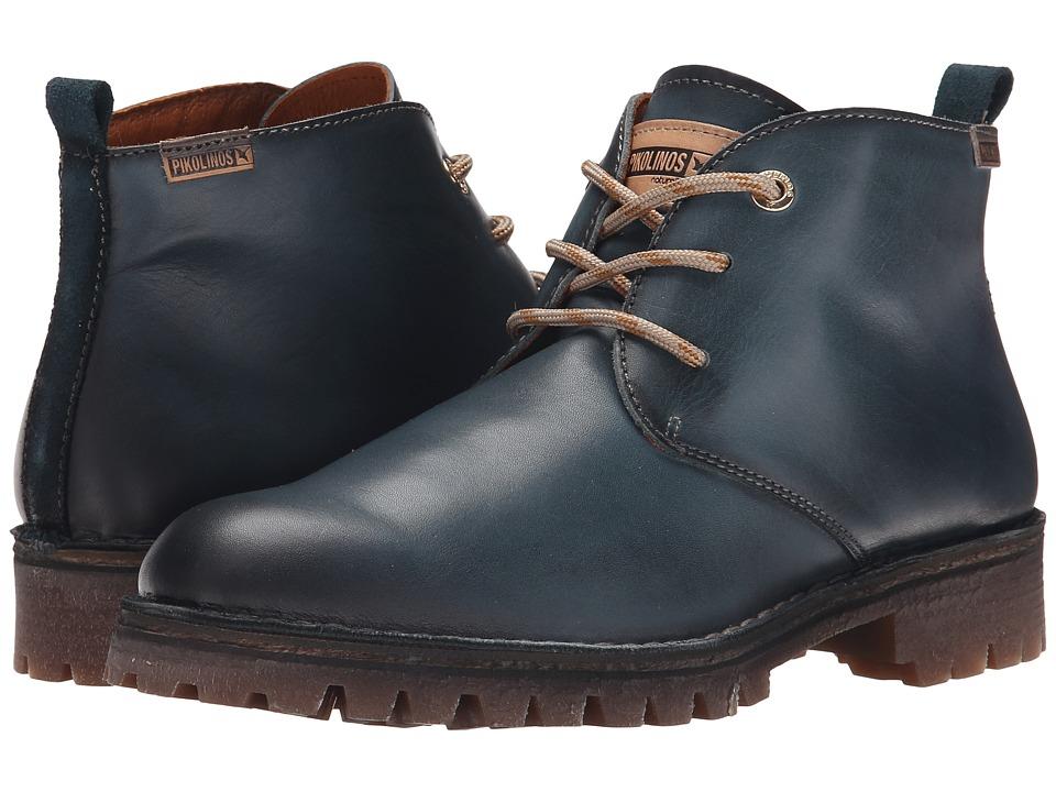Pikolinos - St. Moritz W4C-8612 (Deep Blue) Women's Shoes