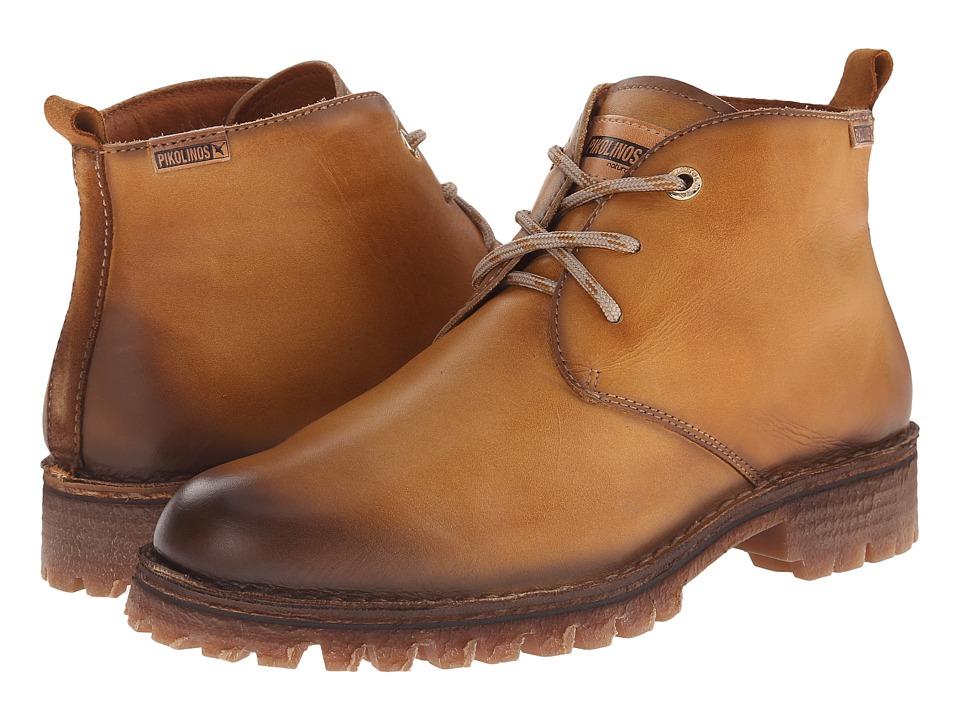 Pikolinos - St. Moritz W4C-8612 (Mustard) Women's Shoes