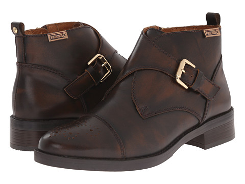 Pikolinos - Stratford W1D-7528AA (Brandy) Women's Shoes