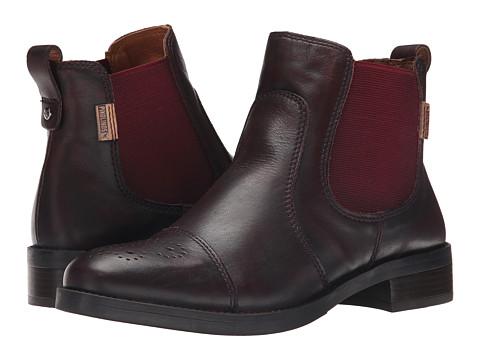 Pikolinos - Stratford W1D-8565AA (Garnet) Women's Shoes