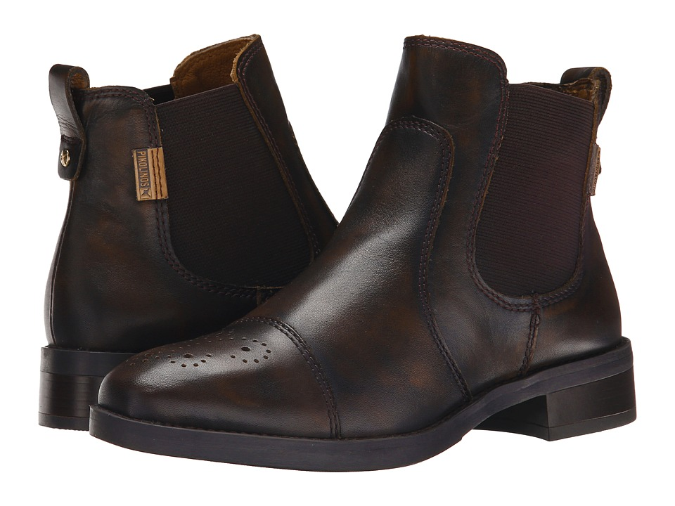 Pikolinos - Stratford W1D-8565AA (Brandy) Women's Shoes