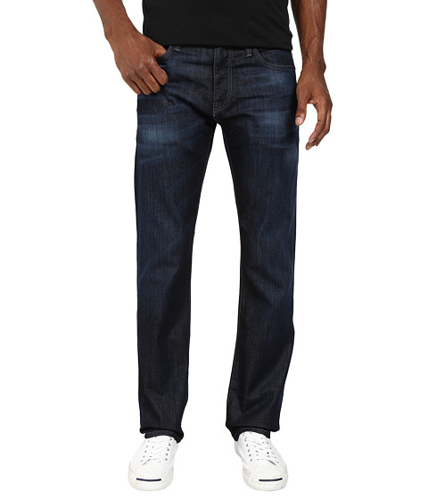 Mavi Jeans - Zach Regular Rise Straight Leg in Rinse Used Italy (Rinse Used Italy) Men's Jeans