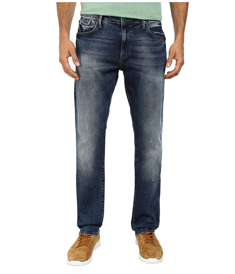 Mavi Jeans - Jake Regular Rise Slim Leg in Indigo Used Italy (Indigo Used Italy) Men's Jeans