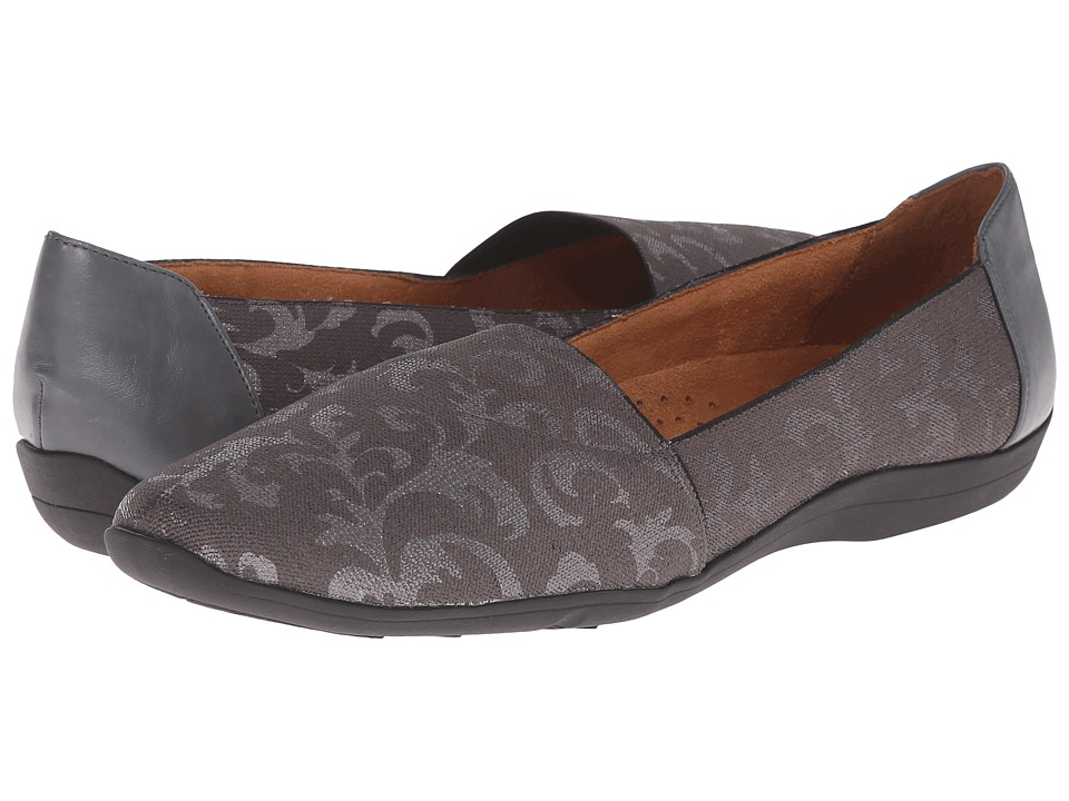 Hush Puppies Bridie Avila (Dark Grey Stretch) Women