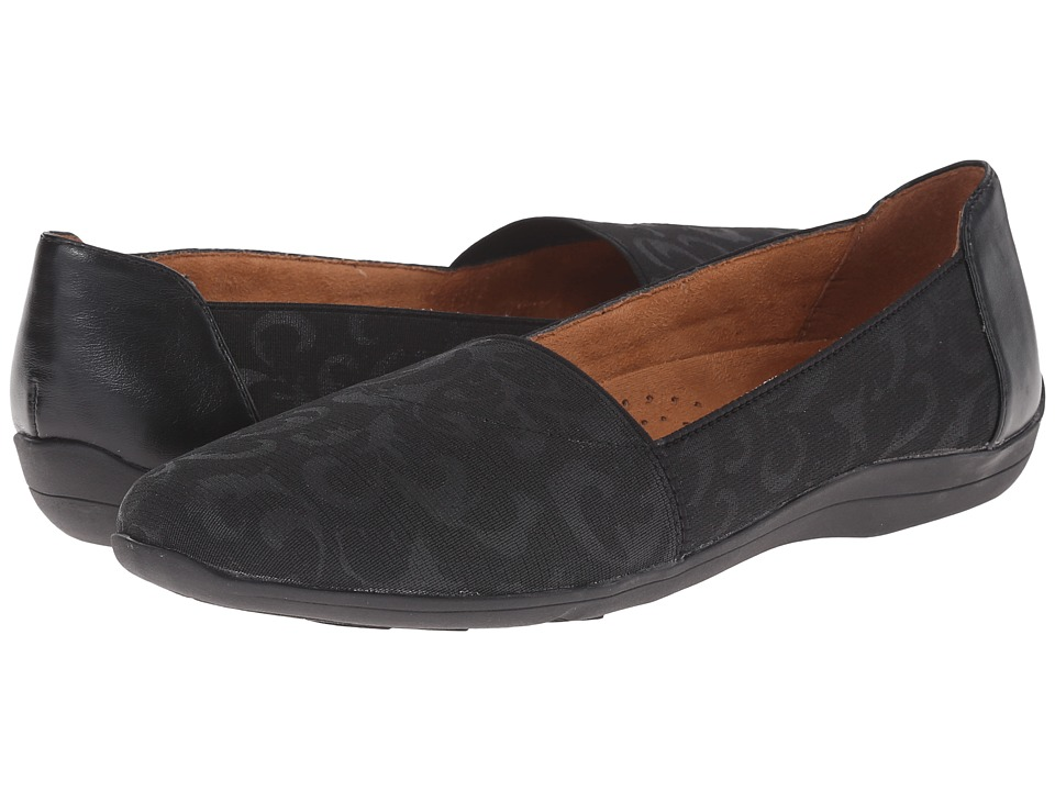 Hush Puppies - Bridie Avila (Black Stretch) Women