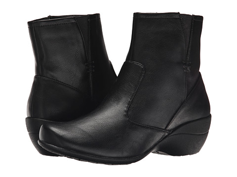 Hush Puppies - Aki Kana IIV (Black PU) Women