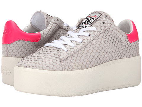 ASH - Cult (Marble/Neon Pink Puff/Neon Sheep) Women's Lace up casual Shoes