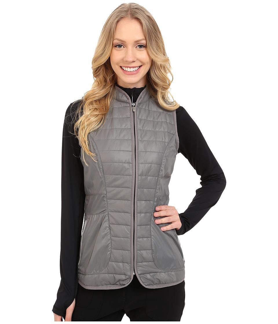 LIJA - Armadillo Vest (Charcoal) Women's Vest