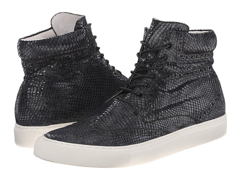 PRIVATE STOCK - The Eyrie Sneaker (Black) Men's Shoes
