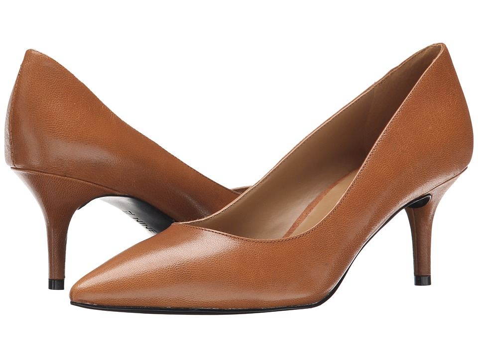 Nine West - Margot (Natural Leather 2) High Heels