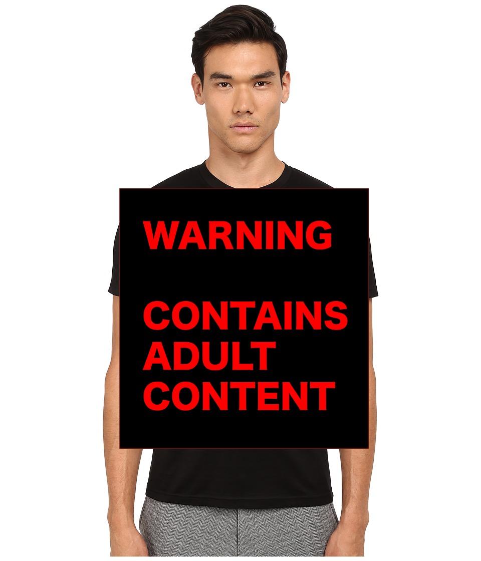 PRIVATE STOCK - The Ominous T-Shirt (Black) Men's T Shirt