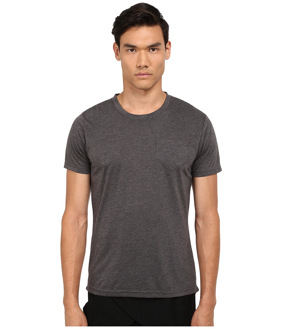 PRIVATE STOCK - The Certainty T-Shirt (Grey) Men's T Shirt