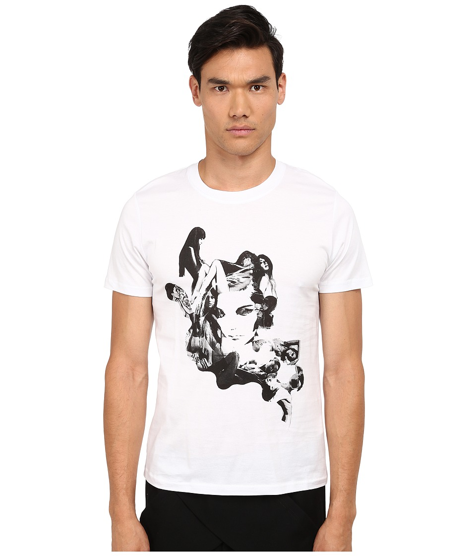 PRIVATE STOCK - The Fey T-Shirt (White) Men's T Shirt
