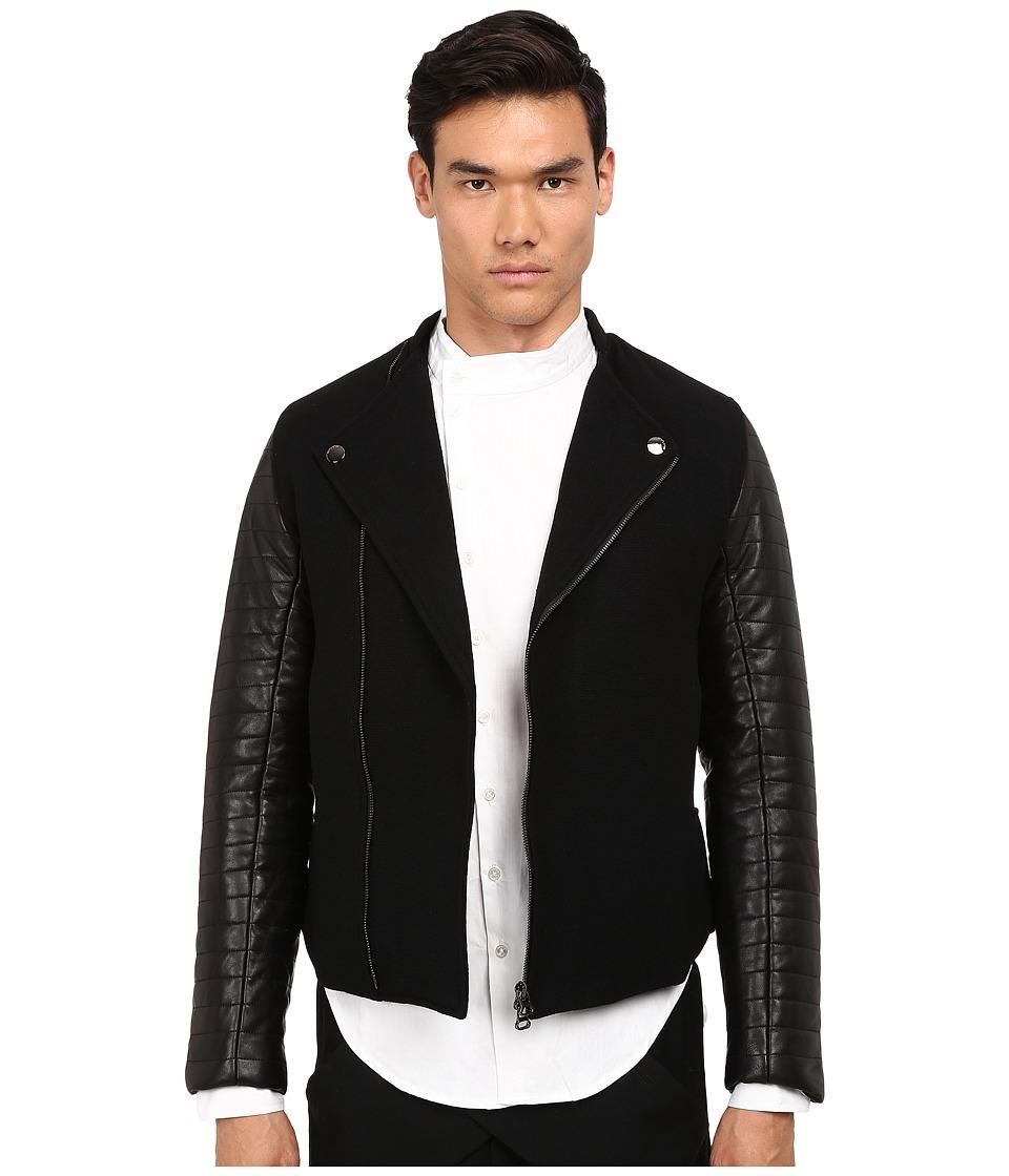 PRIVATE STOCK - The Eternity Jacket (Black) Men's Coat