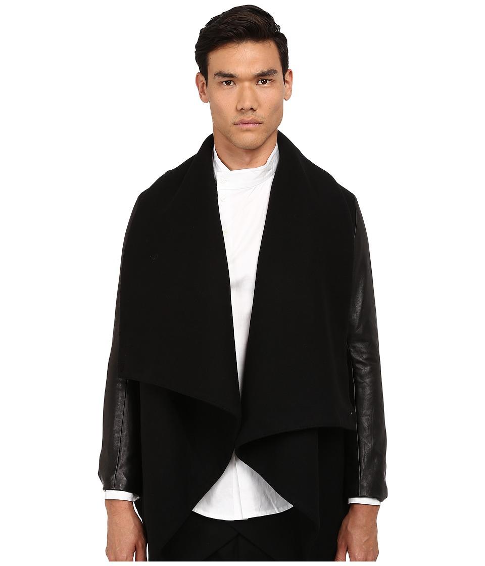 PRIVATE STOCK - The Perpetual Jacket (Black) Men's Coat