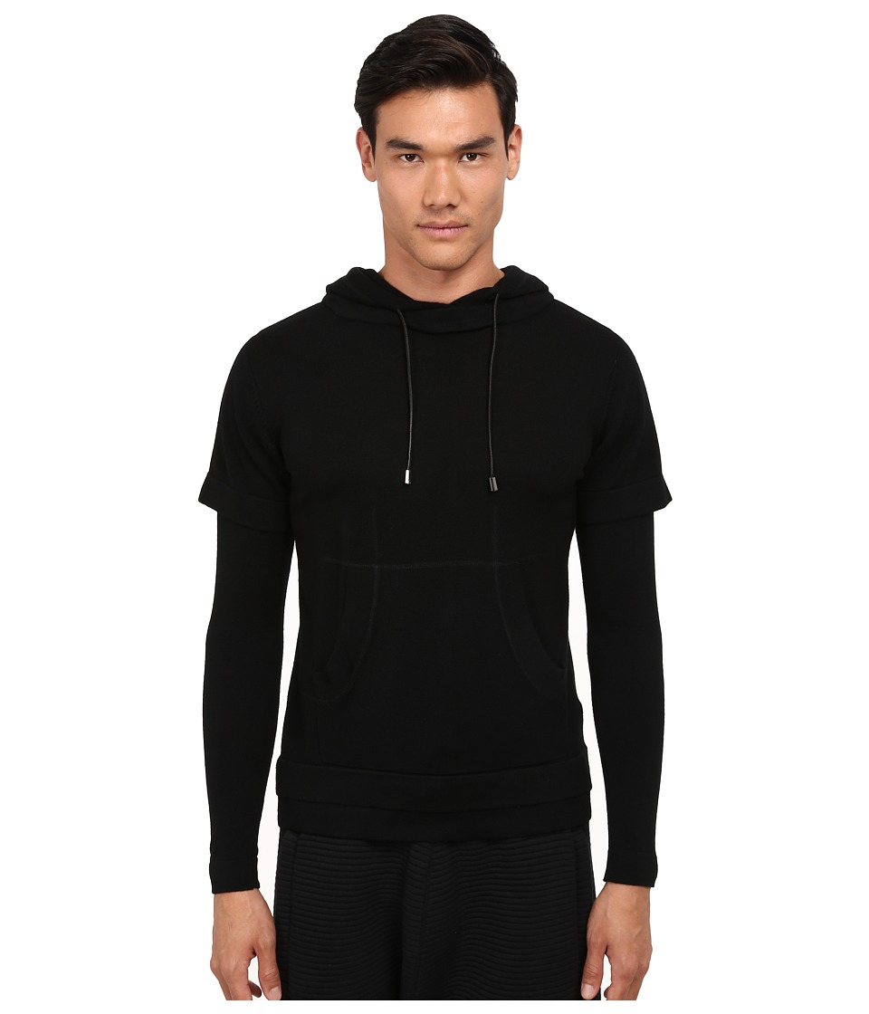 PRIVATE STOCK - The Subsequent Sweater (Black) Men's Sweater