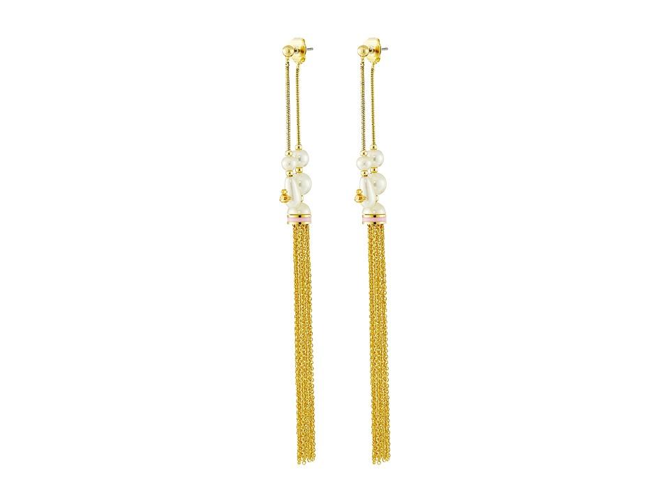 Vivienne Westwood - Esme Earrings (Pearl) Earring
