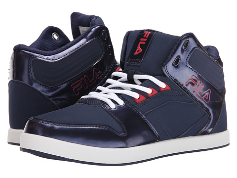 Fila - Payroll (Fila Navy/Fila Red/White) Men
