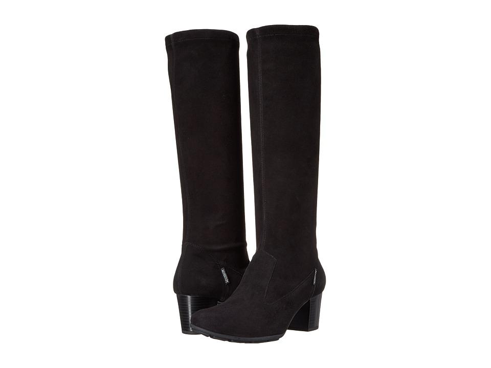 Mephisto - Ludmila (Black Velcalf Premium) Women's Boots