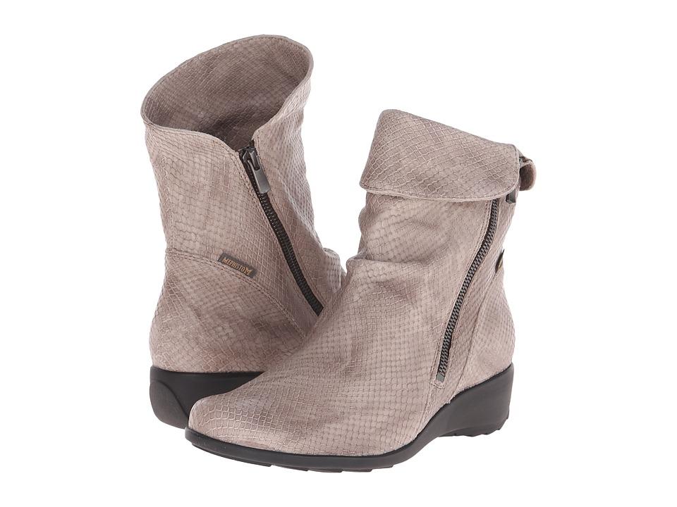 Mephisto - Seddy (Dark Taupe Mamba) Women's Boots