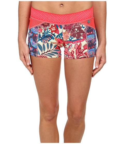 Maaji - Blooming The Sky Jamaican Plum Shorts (Multi) Women