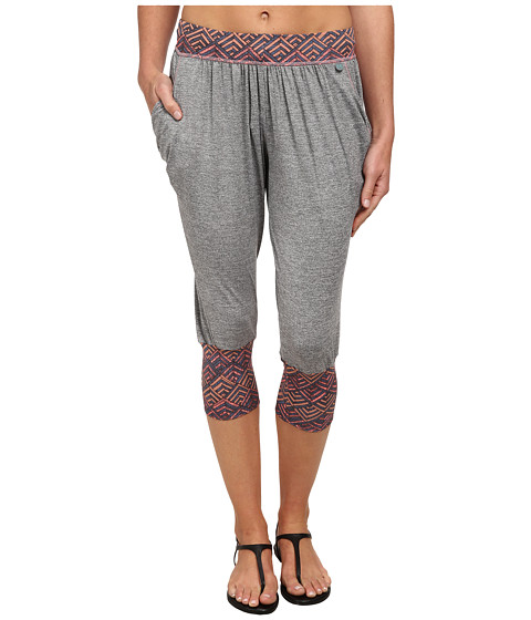 Maaji - Blooming The Sky Wooly Emberglow Pants (Grey) Women's Casual Pants