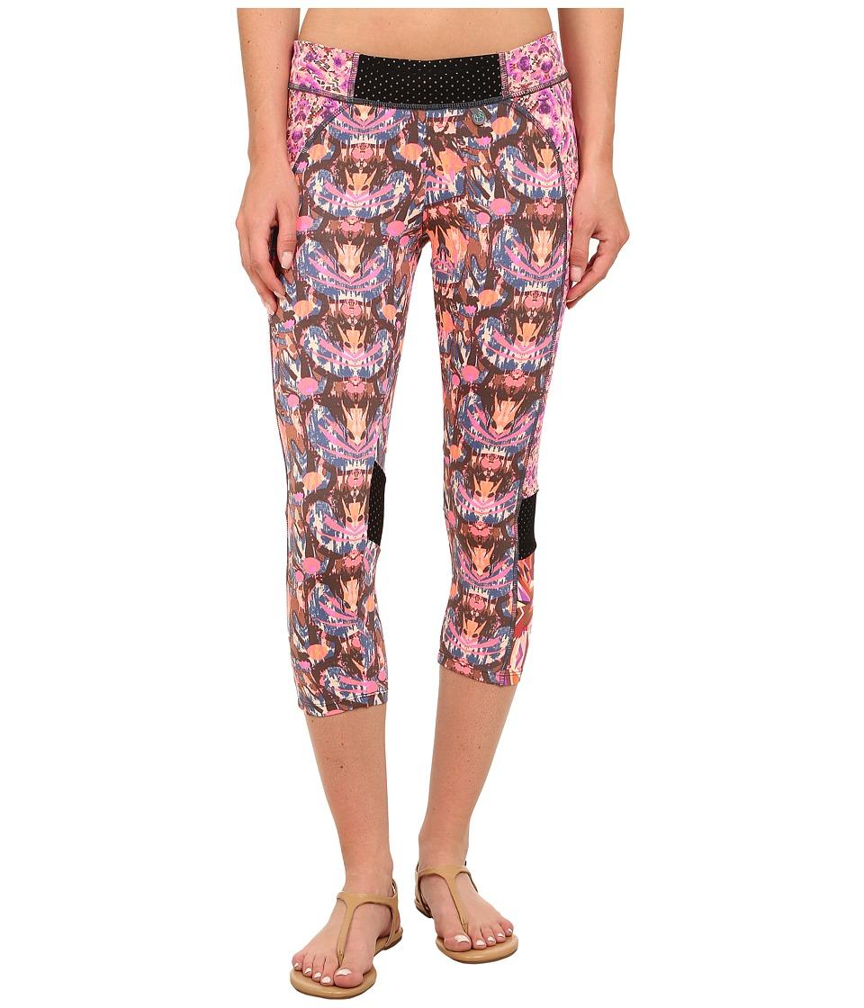 Maaji - Cinnamon Boom Pant (Multi) Women's Capri