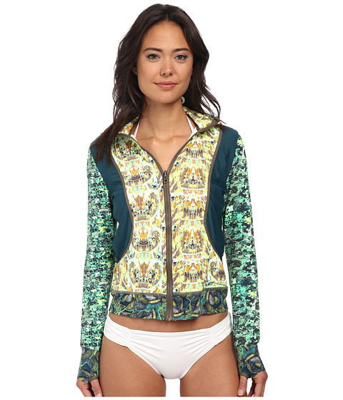 Maaji - Apricot Jacket (Multi) Women's Swimwear