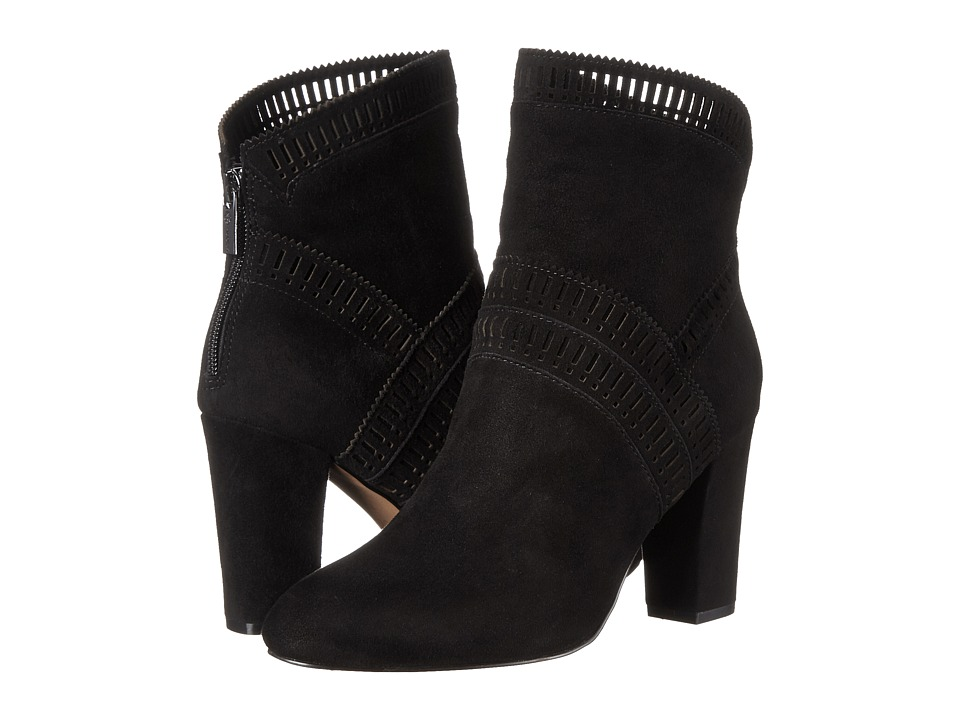 Isola Evoda (Black King Suede) Women