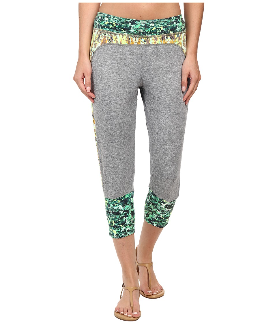 Maaji - Blazing Palm Pant (Pastel Grey) Women's Casual Pants