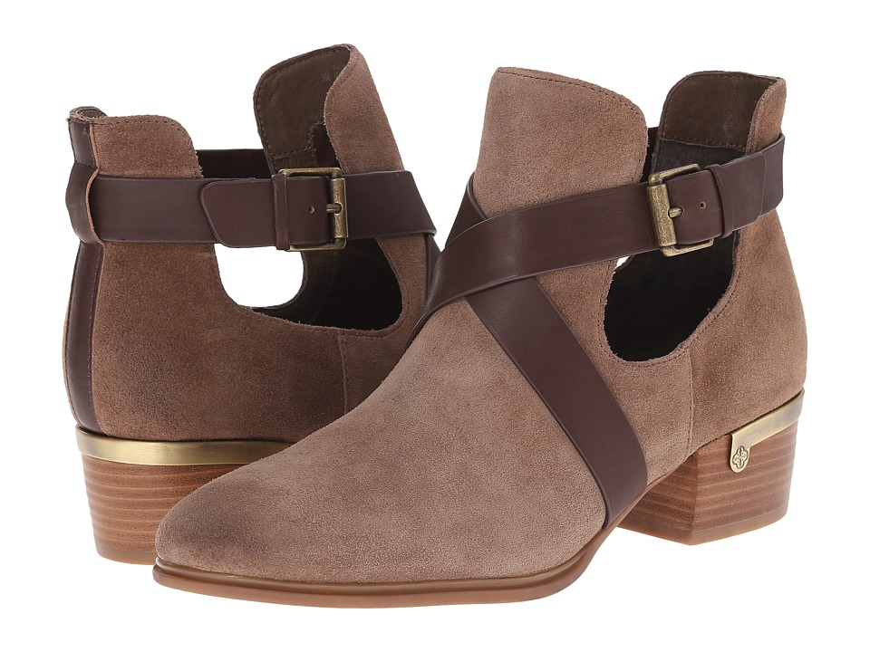 Isola Davan (Havana Brown Alaska Suede) Women