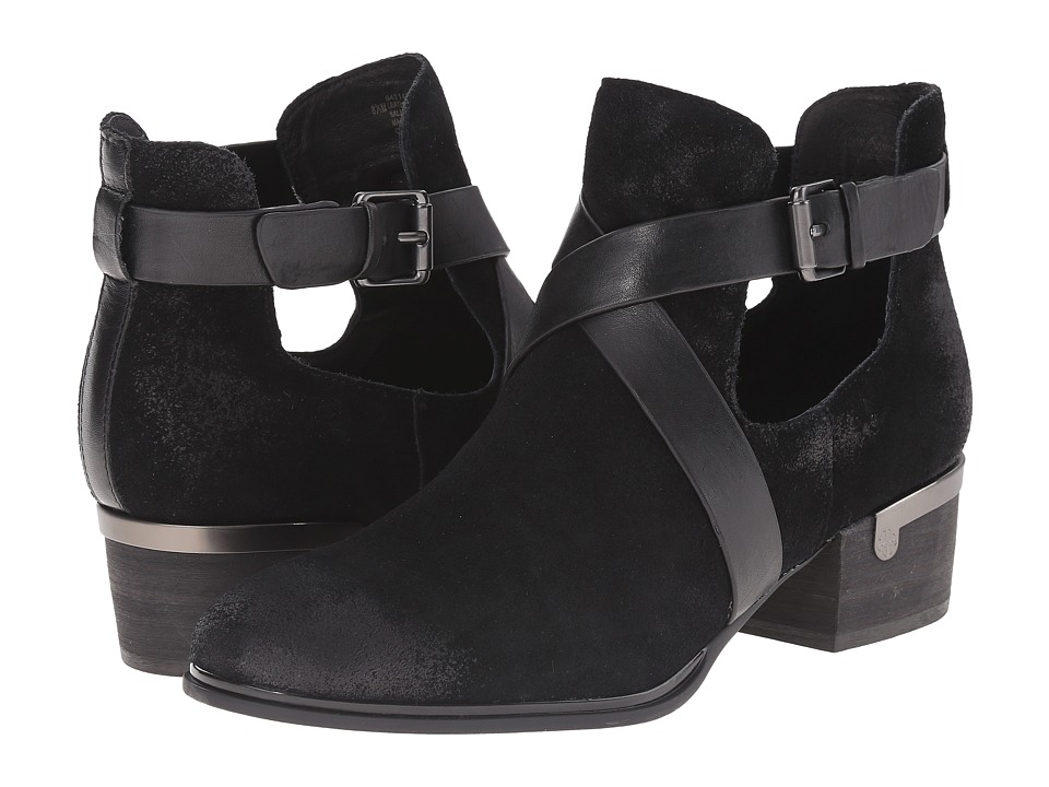Isola Davan (Black Alaska Suede) Women