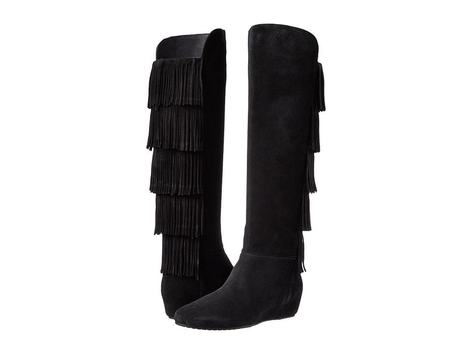 Isola - Tavora (Black Alaska Suede) Women's Boots
