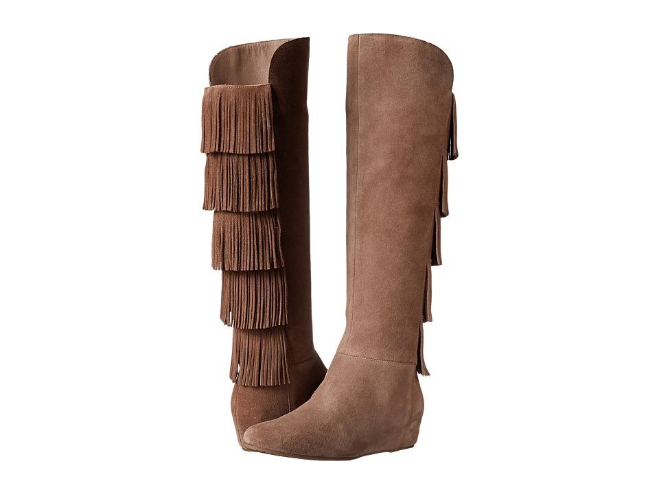 Isola - Tavora (Havana Brown Alaska Suede) Women's Boots