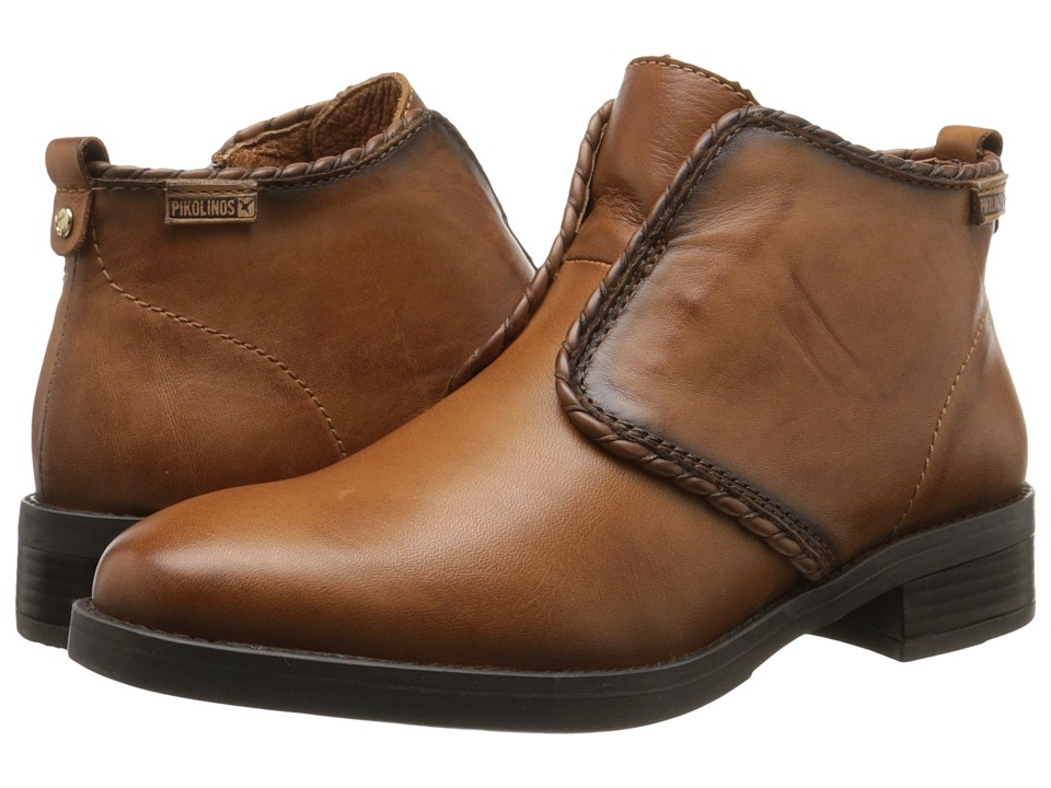 Pikolinos - Stratford W1D-8574 (Brandy) Women's Shoes
